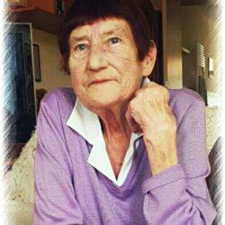 Nachruf für Hiltrud Schmahl