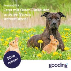 Oster-Spende für unsere Tiere ohne zusätzlich Geld auszugeben